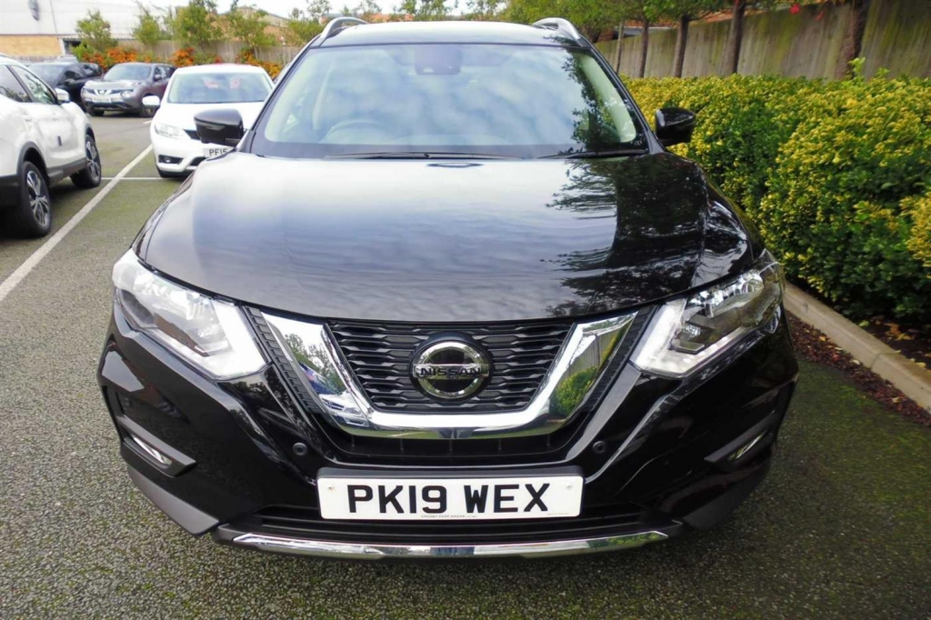 NISSAN X-TRAIL 1.7dCi (150ps) N-Connecta (5 Seat)