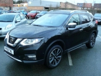 NISSAN X-Trail Station Wagon 5-Door 2.0 dCi 177 4X4 Tekna