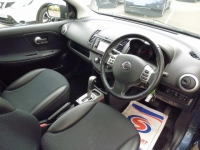NISSAN Note Hatchback 5-Door 1.6 16v N-Tec +