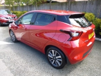 NISSAN Micra Hatchback (All New) 1.0 IG-T (100ps) N-Connecta