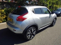 NISSAN Juke Hatchback 5-Door 1.6 16v N-Tec