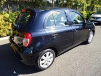 NISSAN Micra Hatchback 5-Door 1.2 12v Kuro