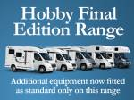 Hobby The 2014 'Final Edition' Range
