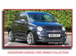 New into Stock 2014 Fiat 500 S Low Mileage, Beautiful Condition Throughout