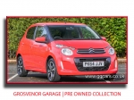 2014 Citroen C1 1.0 VTi Flair Hatchback 5dr For Sale In Preston