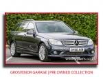 New In 2010 Mercedes-Benz C Class Estate 2.1 C250 CDI BlueEFFICIENCY Sport