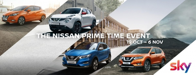 The Nissan Prime Time Event