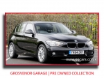 BMW 1 Series 1.6 116d EfficientDynamics Sports For Sale In Preston