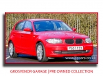 New In to Stock 2007 BMW 1 Series 2.0 123d SE 5dr
