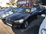 2014 BMW 1 Series 1 6 116d EfficientDynamics Sports For Sale In Preston