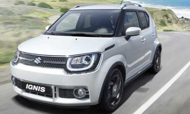Suzuki Ignis & Swift excel at real World Fuel Economy test
