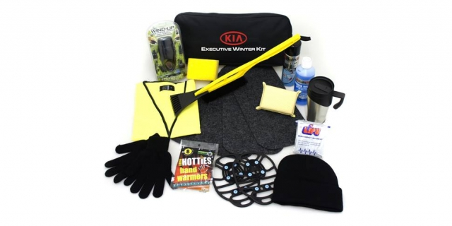 The Kia Executive Winter Kit only £37