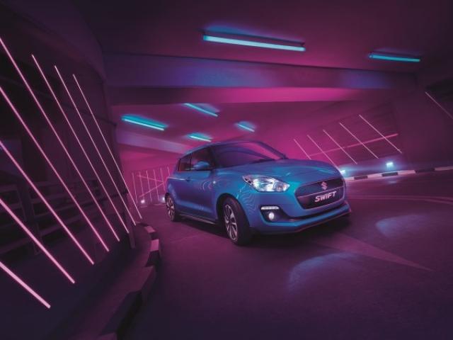 Suzuki GB PLC is pleased to announce Swift Attitude