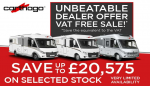 Carthago VAT Free Sale