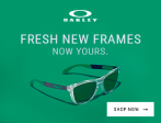 Browse Oakley Sunglasses and Sportswear