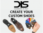 Design Your Own Italian Shoes