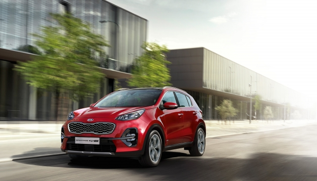 DOUBLE WIN FOR KIA SPORTAGE, NOW AVAILABLE AT GRENSON MOTOR COMPANY