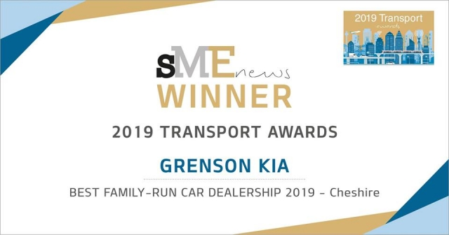 Best Family Run Car Dealership 2019