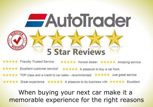 AutoTrader 5* Reviews