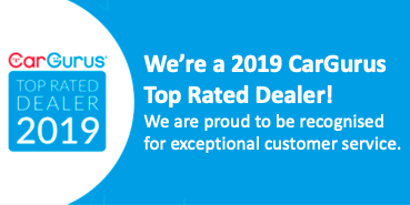 CAR GURUS TOP RATED DEALER 2019