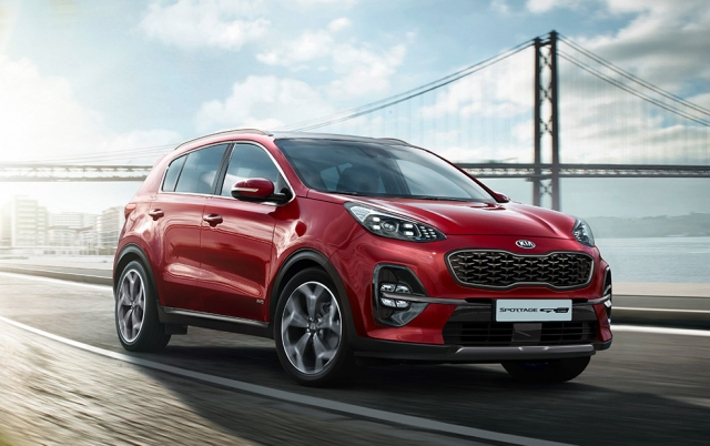 KIA SPORTAGE TAKES TOP SPOT IN 'DRIVER POWER SURVEY 2019'  'BEST USED CAR'