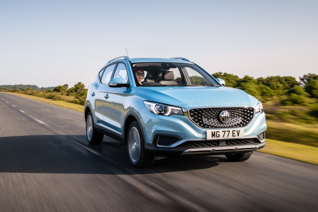 MG INTRODUCES GAME CHANGING MG ZS EV TO MOTABILITY SCHEME LINEUP