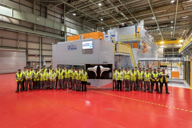 Nissan unveils new stamping line in Sunderland ahead of new Qashqai launch