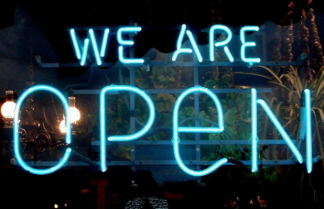 WE ARE NOW OPEN AS USUAL!!