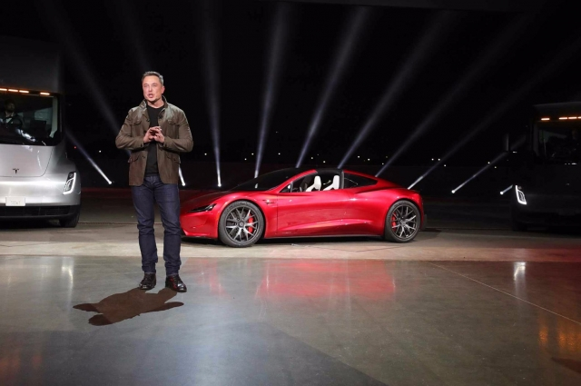 TESLA ROADSTER WILL GO FASTER!
