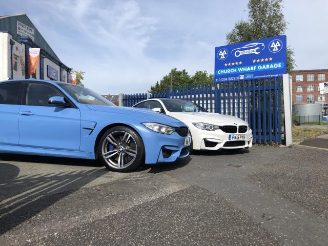 BMW Service Bolton