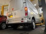 Van first service