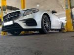 Mercedes First Service