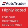 Autotrader Highly Rated Dealer 2021