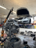 Vauxhall Insignia Timing Chain