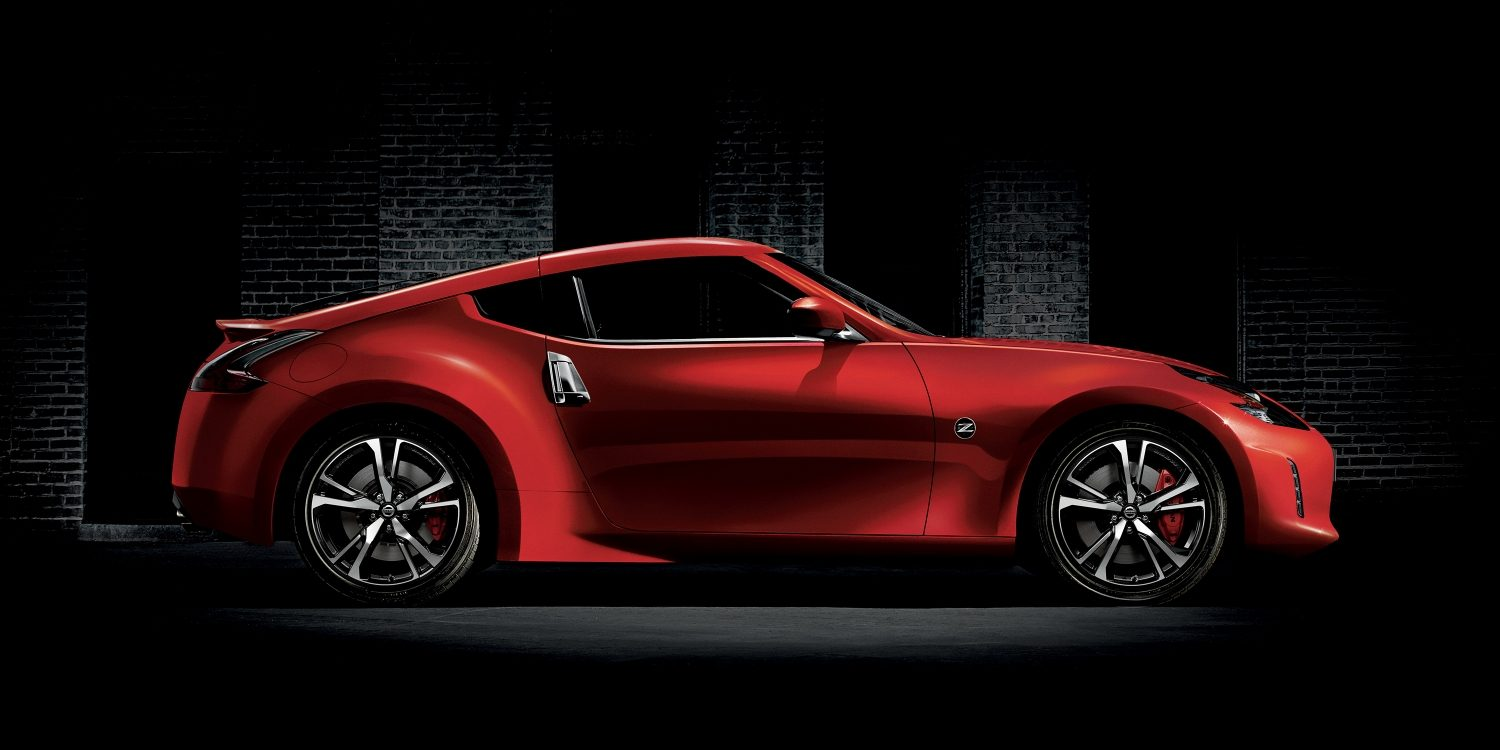 THE ONE AND ONLY 'Z' - NISSAN 370Z
